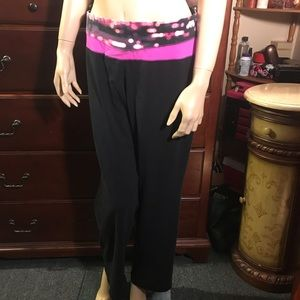 LIVI Active yoga sweat pants with reinforced waist